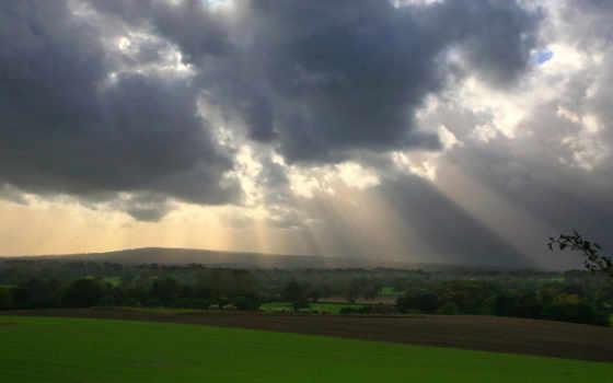 rain, setting