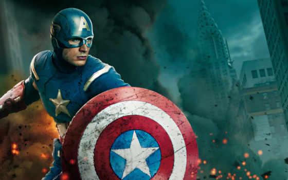 captain, america, мстители