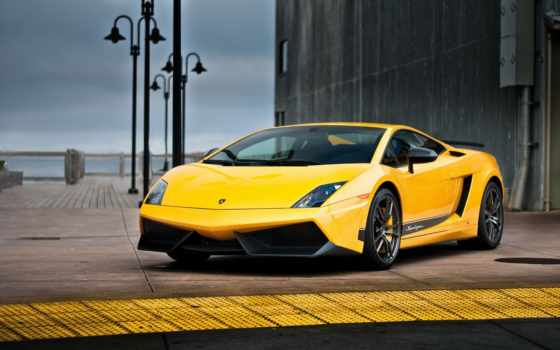 lamborghini, gallardo, superleggera,
