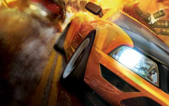 burnout, revenge Фон № 5939 разрешение 1600x1200