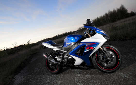 suzuki, мотоцикл, gsx