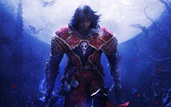 castlevania, shadow, lords