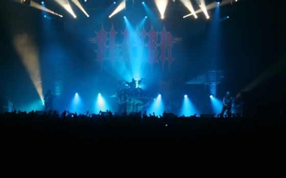 concert, металл, slayer