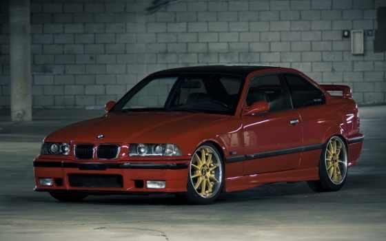 bmw, авто, бмв, серия, автомобили, тройка, red, спорткар, coupe,