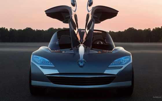renault, concept, car