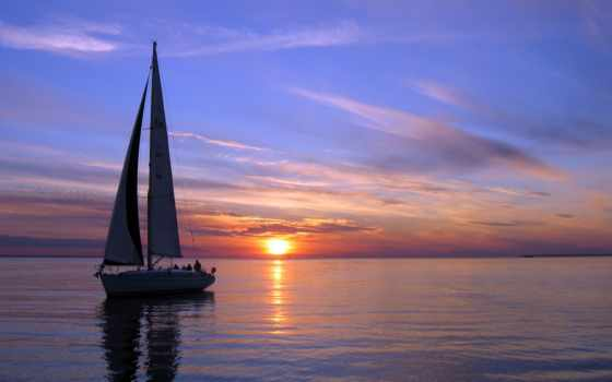 море, яхта, бригантина, яхты, закат, каспийск, магазин, солнца, rent, ясссно, waves,