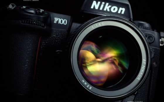 обои, nikon, фотоаппарат, объектив, никон, фирма,