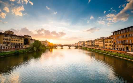 италия, записи, флоренция, города, самое, мира,