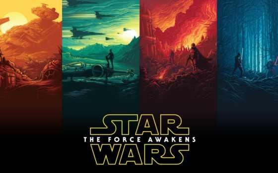 wars, star, сила, awakens, войны, силы, episode, vii, звездные, awakening,