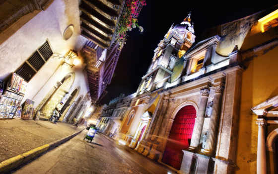 colombia, об, pinterest, cartagena, catedral, more, luxury, images,