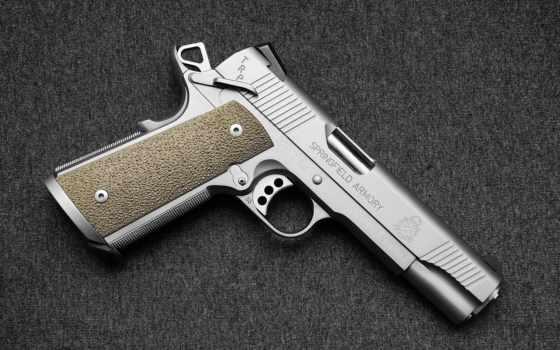 оружие, пистолет, высоком, качестве, базе, девушка,