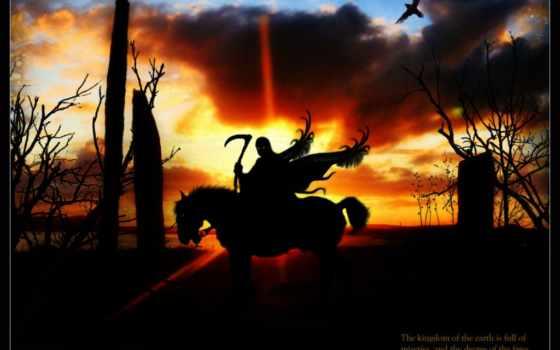 смерти, смерть, широкоформатные, красивые, бесплатные, fantasy, категория, крутые, monster, скачано, большие,