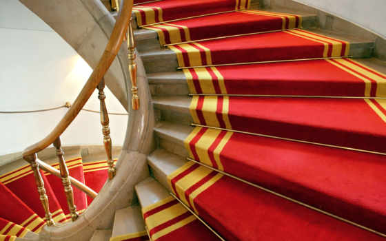 картинка, red, лестница, клипарт, png, ковёр, клипарты,