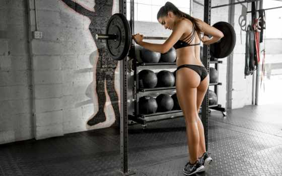 спортивная, спорт, фитнес, спортзал, девушка, теме, rod, пресс, babe,