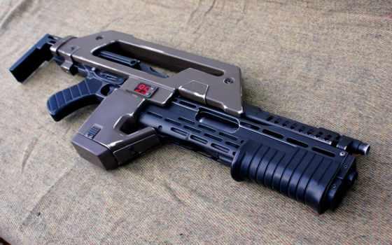 винтовка, оружие, weapons, deviantart, теме, assault, art,