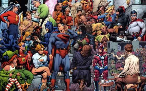 comics, heroes, герой, супер