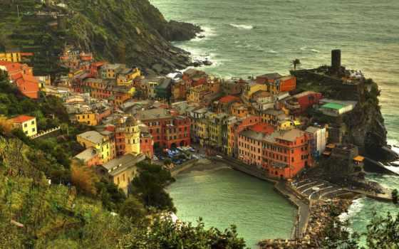 italy, amalfi, provincia, город, июня,
