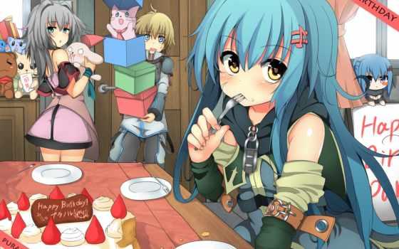 anime, рождения, art