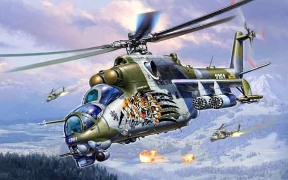 ми, вертолет, soviet