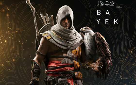assassin, creed, origin, game, assassina, патч, воин, серия, one