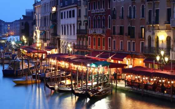 italian, venezia, canal, venice, grand, italy, италии, канал, гондолы, rent, дома,