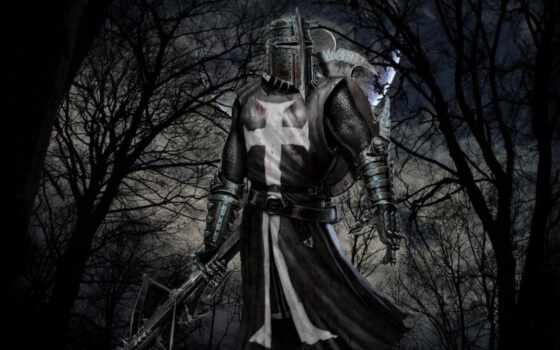 крестоносец, warrior