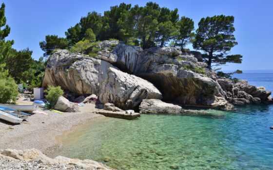 хорватия, море, изображение