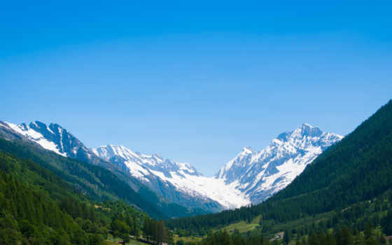 montagne, швейцария, деревня, abyss, montreux,