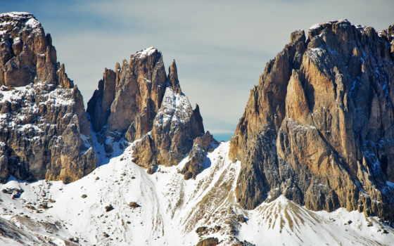 pass, альпы, горы, italian, dolomites, доломитовые, природа, страны, мира, альберта,