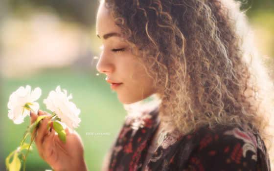 девушка, images, цветы, portrait, photos, layland, masuda, photography, getty,