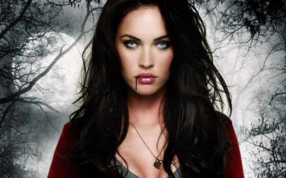 vampire, halloween, изображение, девушка, макияж