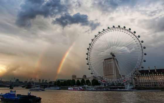 london, winter, зимой, день, города, великобритания,