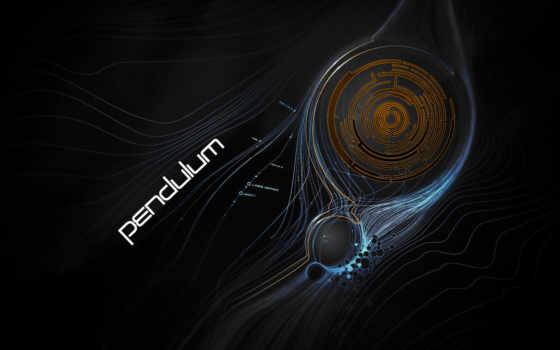logo, pendulum, floyd