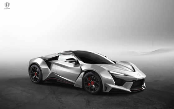 fenyr, supersport, motors