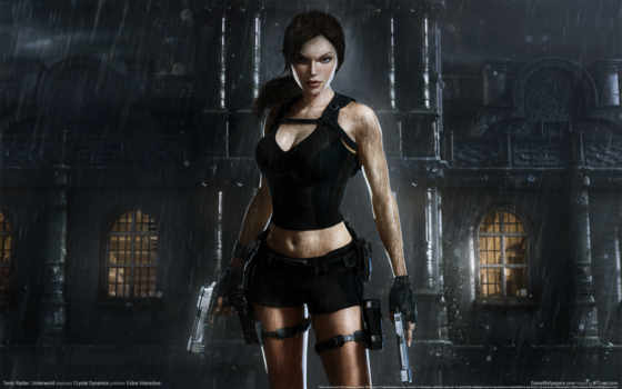 tomb, raider, underworld