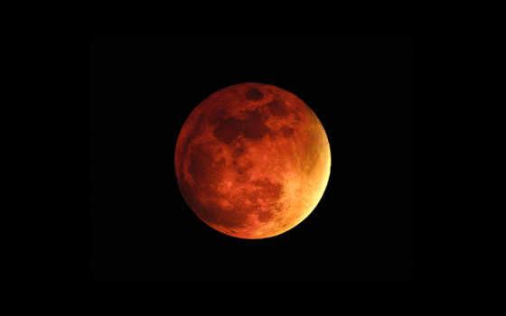 луна, планета