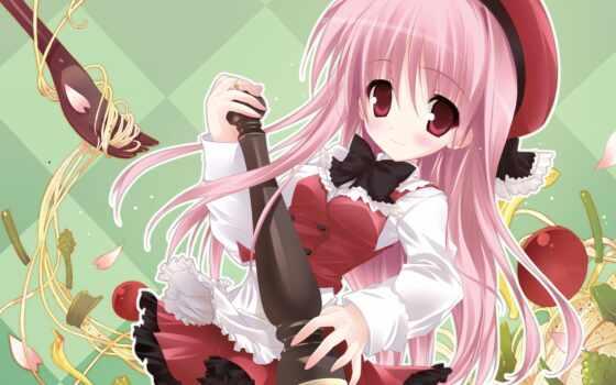 girl, anime Фон № 30531 разрешение 1920x1200