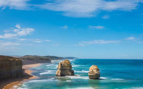 ocean, природа, австралия