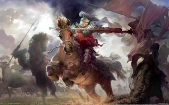 pantalla, fondos, imágenes, para, caballos, fondo, batalla, escritorio, guerra, caballo,