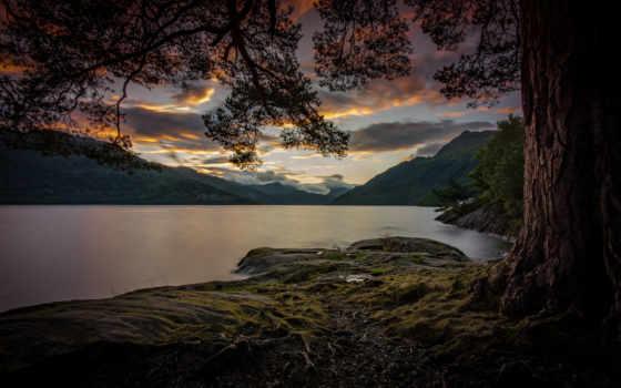 desktop, озеро, украсить, this, stunning, природа, one, available,