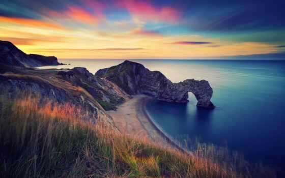 rock, море, великобритания, природа, water, камень, love