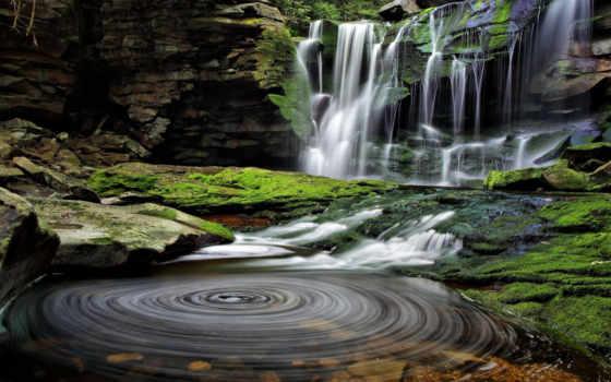 природа, park, водопад, falls, африка, state, blackwater, купе, coupe, картинка, парки,