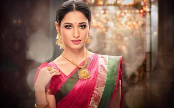 saree, indian, традиционный, south, девушка, bollywood, india, назад,