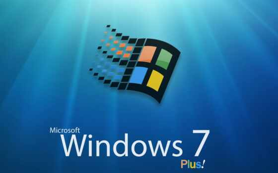 windows, 7, logo, xp-styled