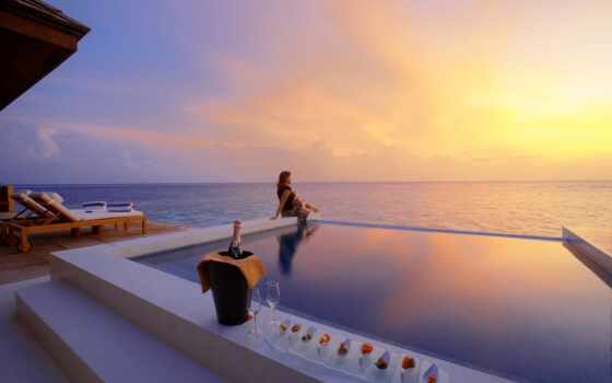 resort, спа, пляж, lily, отеля, description, maldives, huvahendhoo, hotel, отеле, отели, отзывы,