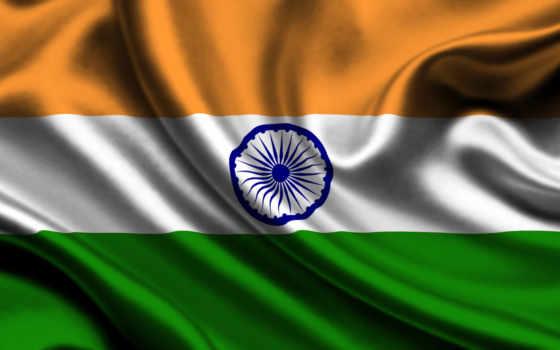 india, индии, флаг