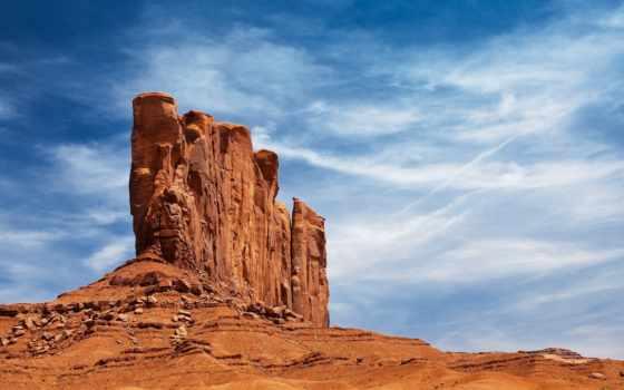 пустыня, rock, arizona, свет, природа, каньон, небо, небоскребы,