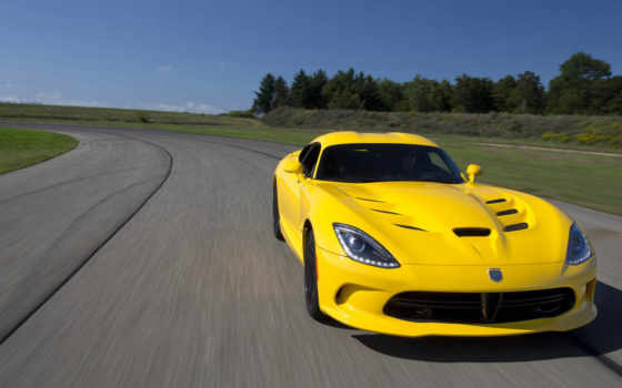 chrysler, viper, srt, спорткар, dodge, new, renewed, авто,