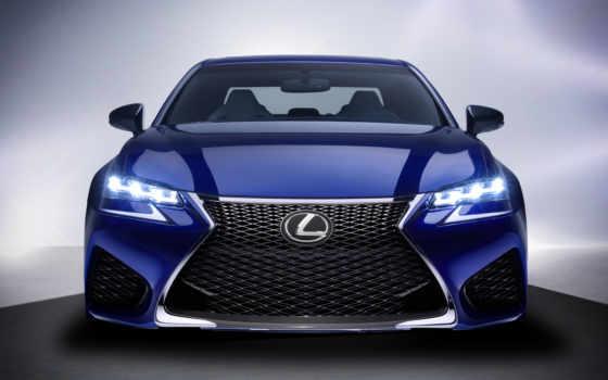 lexus, лексус, gs, авто, blue, vossen, фронтовой,
