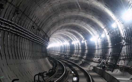 metro, туннель, большой, есть, станции,